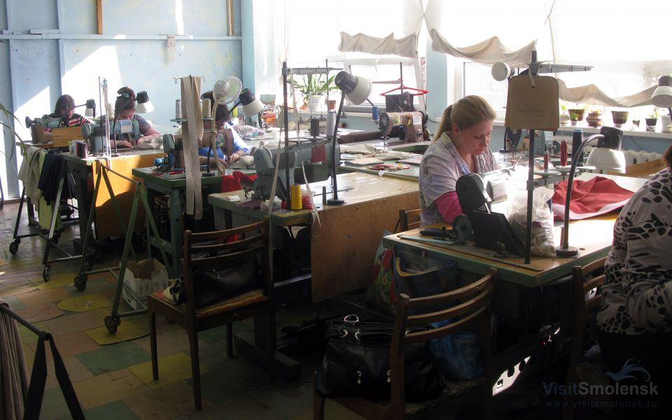 Фабрика вышивки смоленск