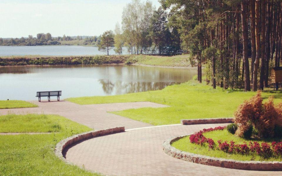 Окрестности парка