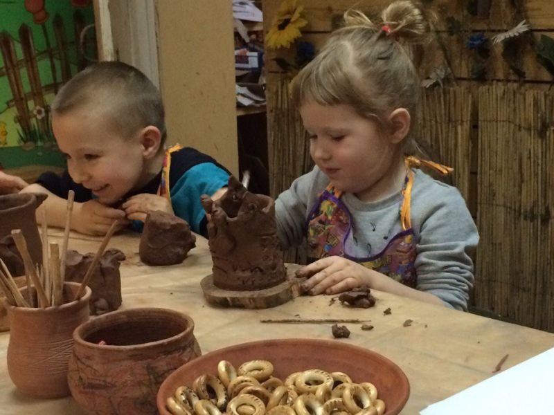 Мастер-классы по керамике в Смоленске