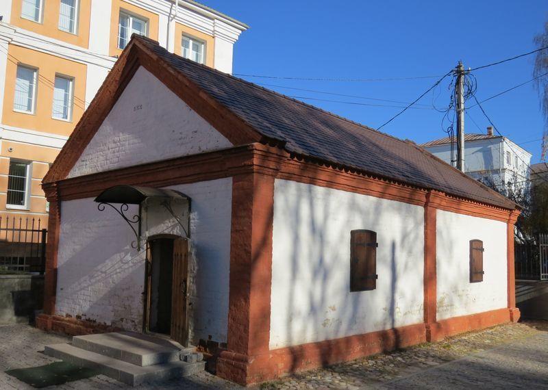 ВСмоленске временно закрыт музей «Городская кузница XVII века»