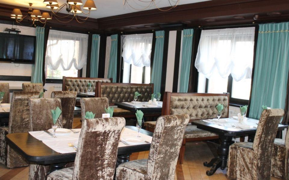 Гостиница «Колесо» в Смоленске - ресторан