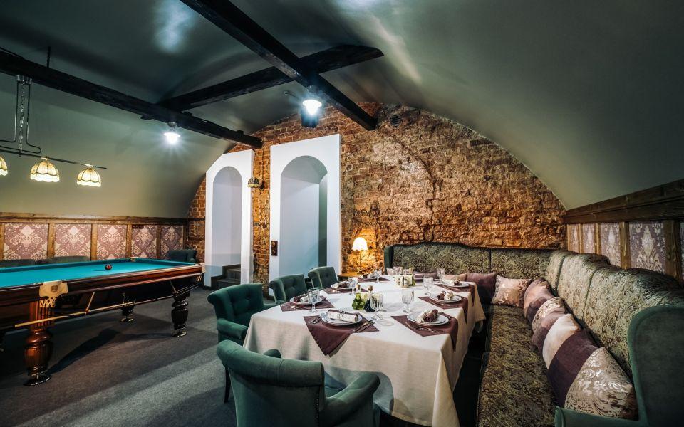 Ресторан «Темница» - Тайный зал