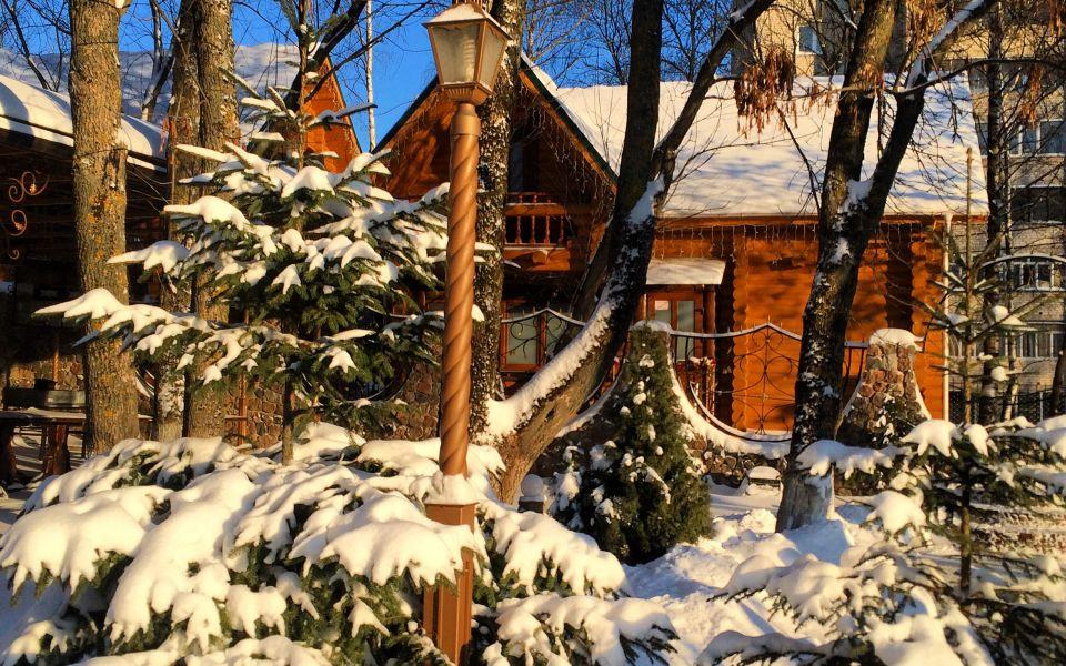 Гостевой двор Престиж в Смоленске на Новый год