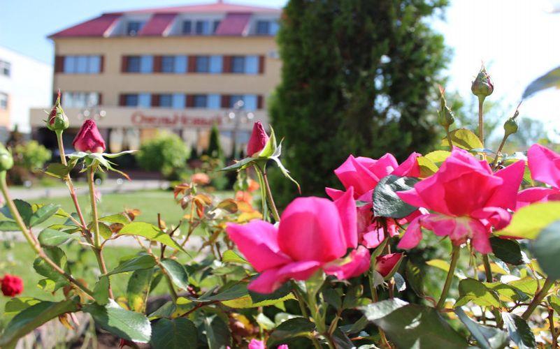 Отель Новый в Смоленске