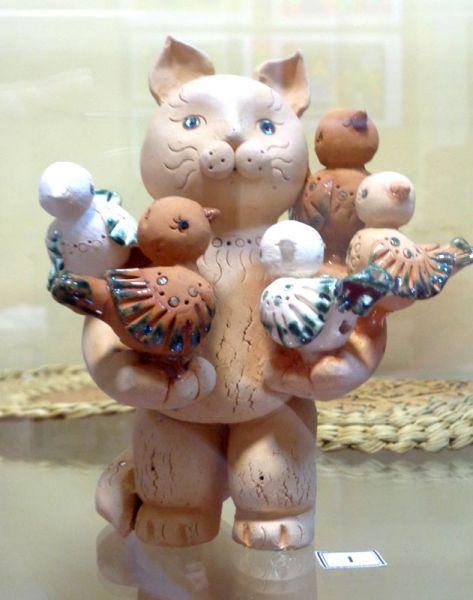 Игрушки смоленских мастеров