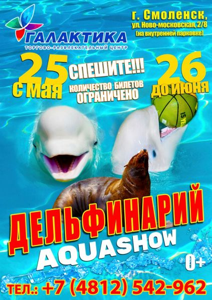 """Aquashow"""