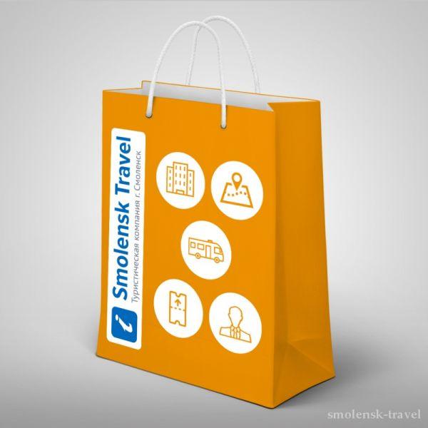 Оранжевый пакет туриста