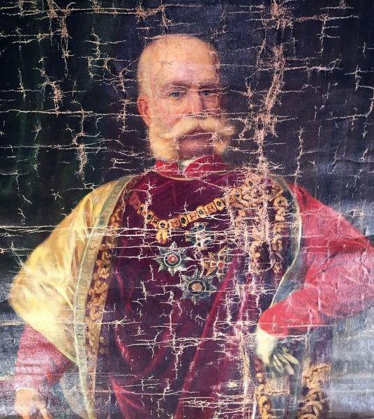 Портрет императора Франца Иосифа