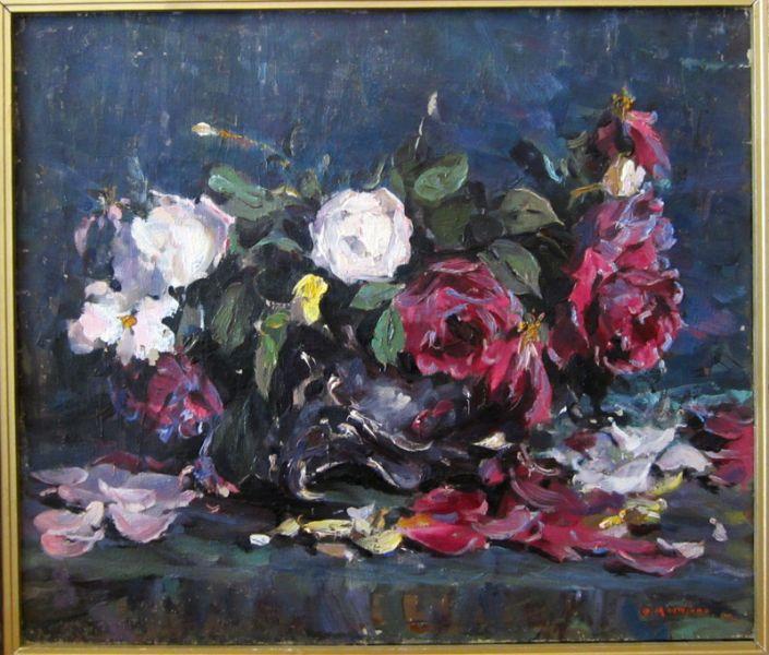 Цветочные практики. ХХ век