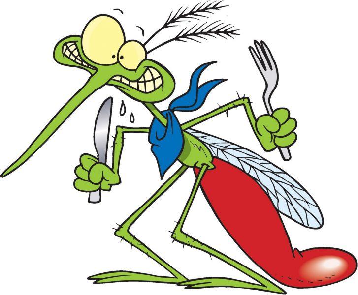 Комариные сказки