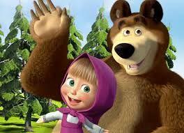 Спектакль Маша и Медведь