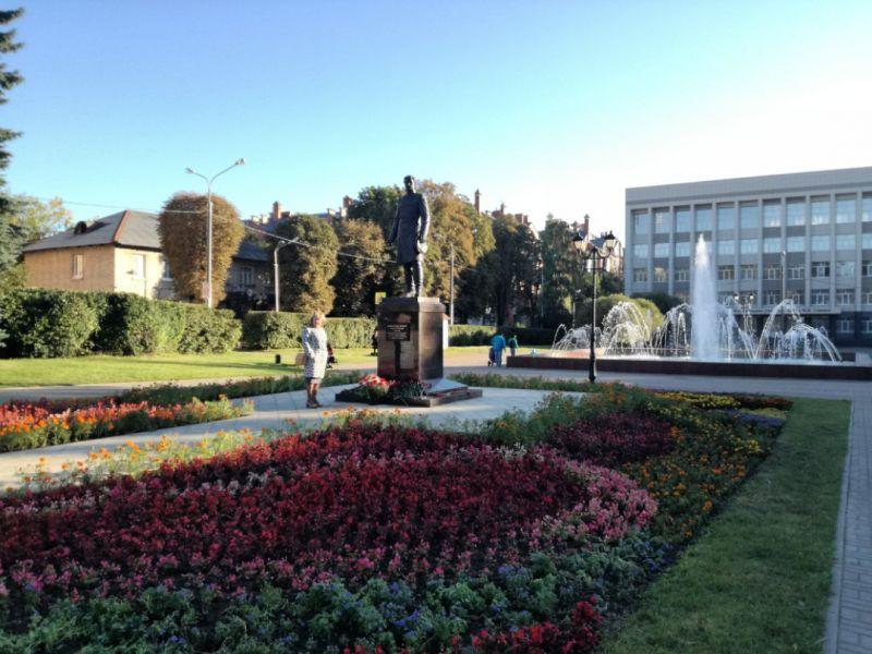 Памятник Николаю Пржевальскому