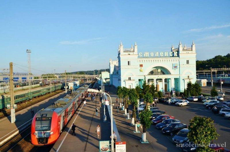 Тур в Смоленск на «Ласточке»