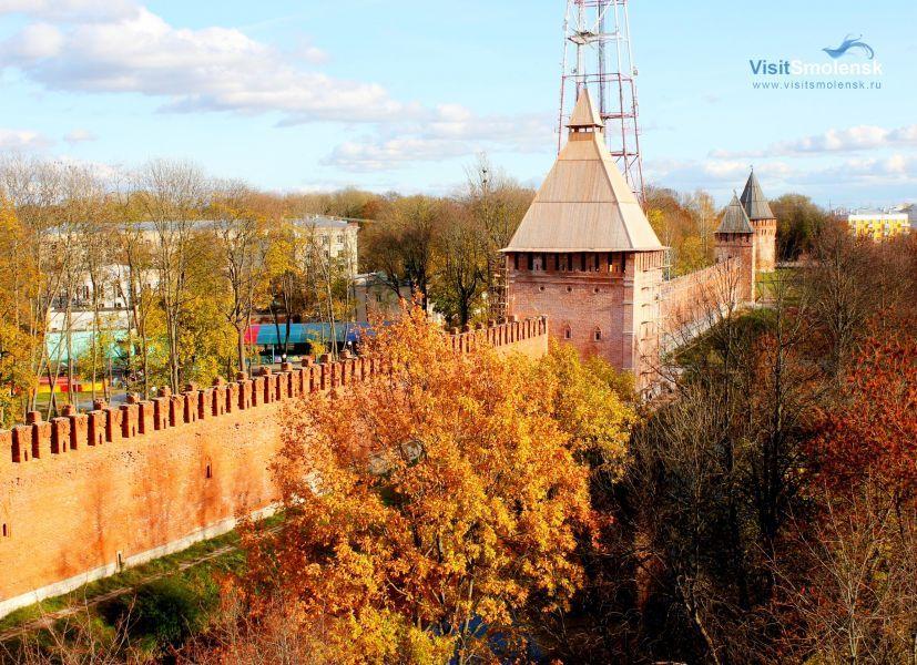 Интересные экскурсии в Смоленске в октябре – 2017