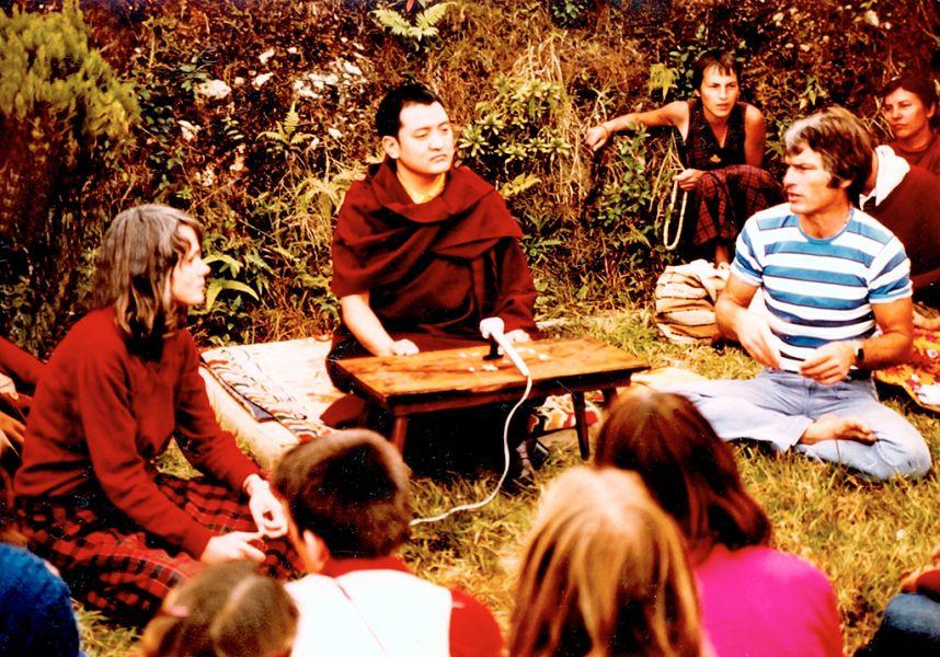 «Ханна: нерассказанная история буддизма»