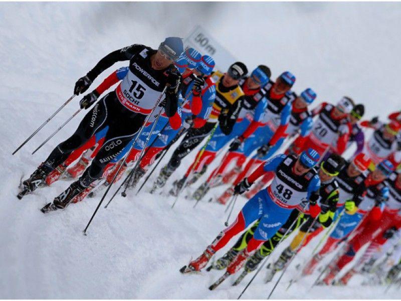 Лыжные гонки в Смоленске