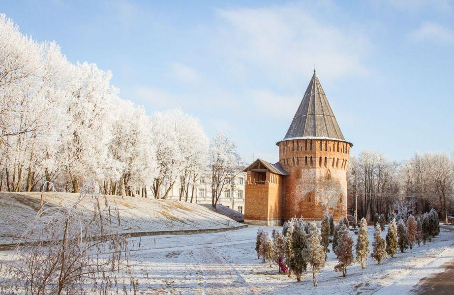 Экскурсии в Смоленске на новогодние праздники