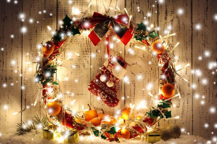Рождественская ярмарка в Смоленске