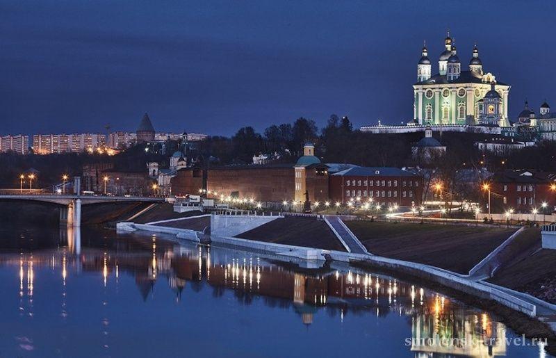 Майские праздники, Смоленск, экскурсии