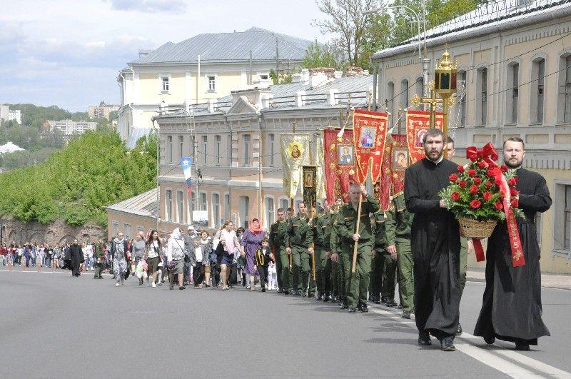 День славянской письменности и культуры, Смоленск
