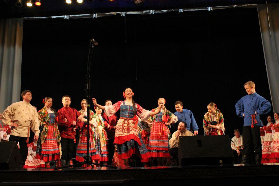 В Смоленске состоялся уникальный концерт
