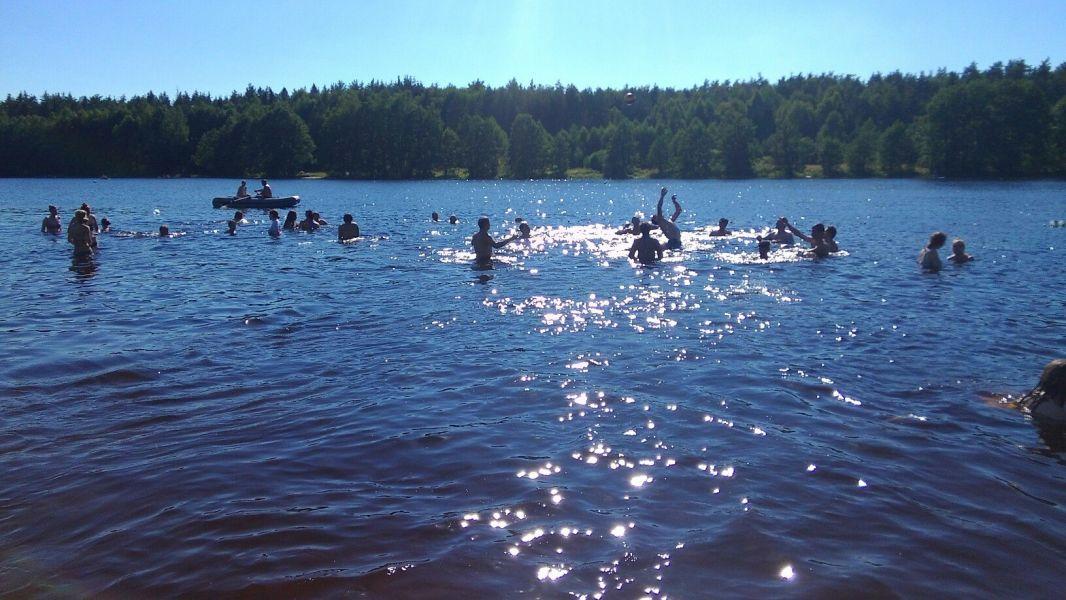 Смоленск, правила отдыха на водоёмах