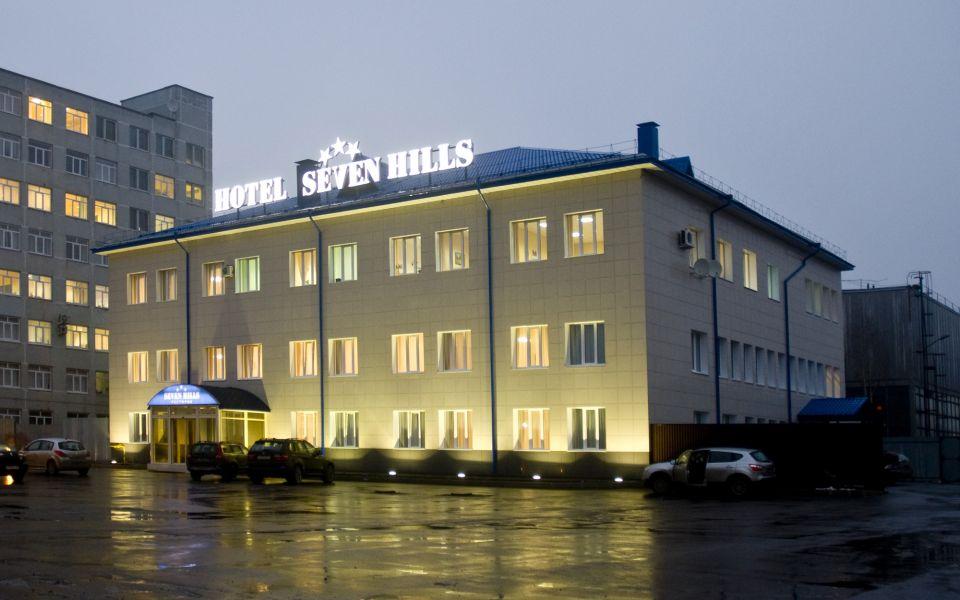 Отель «Seven Hills»