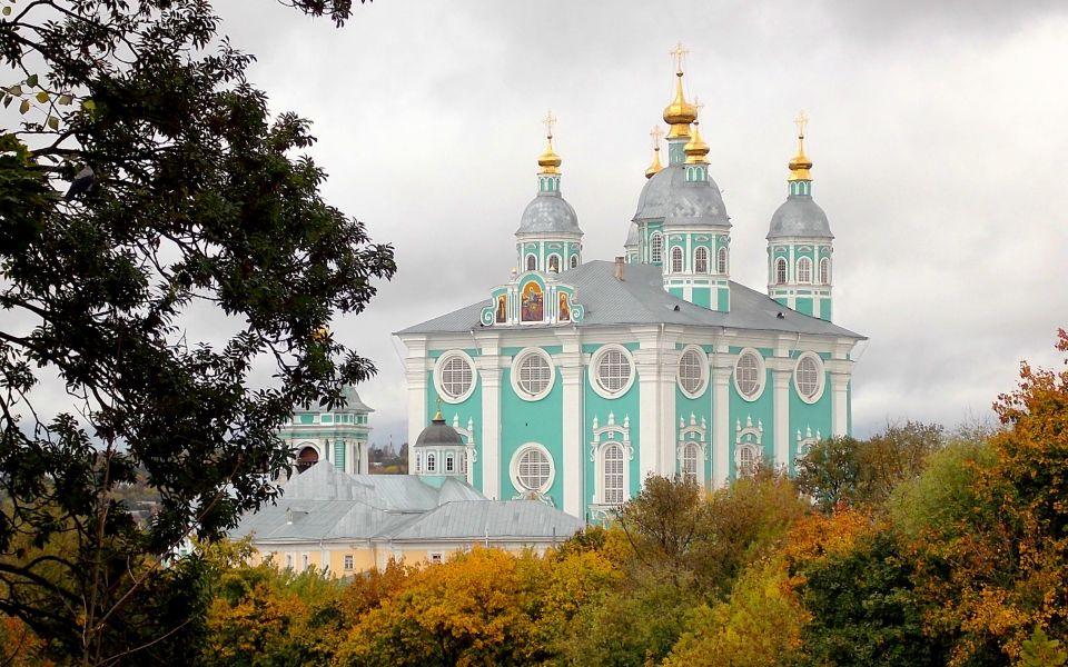 Успенский собор в Смоленске