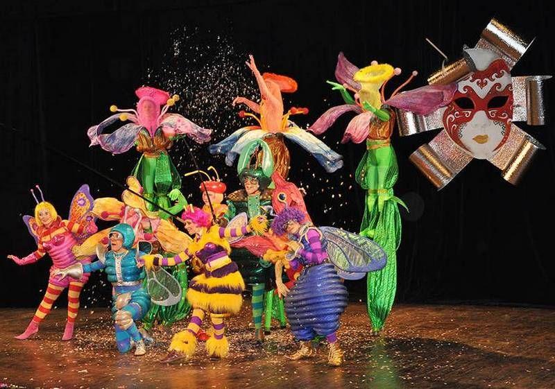 театральный конкурс «Маленькие шедевры»