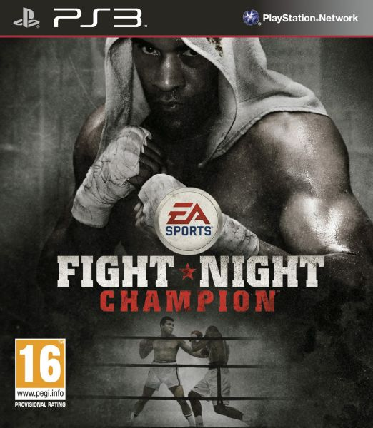 Турнир по Fight Night Champion (PS3) в «Месте»