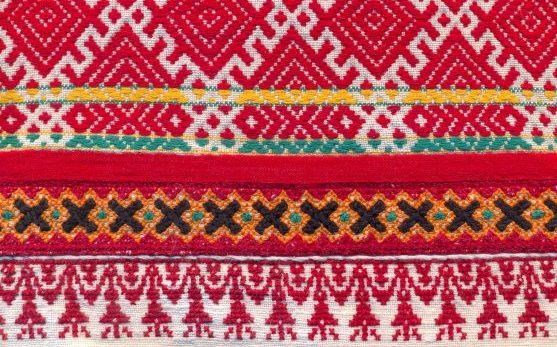 Смоленская вышивка