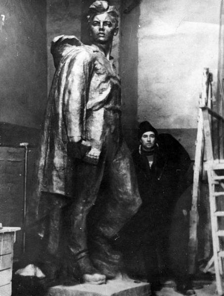 Выставка работ художника-скульптора К. Б. Пастерна