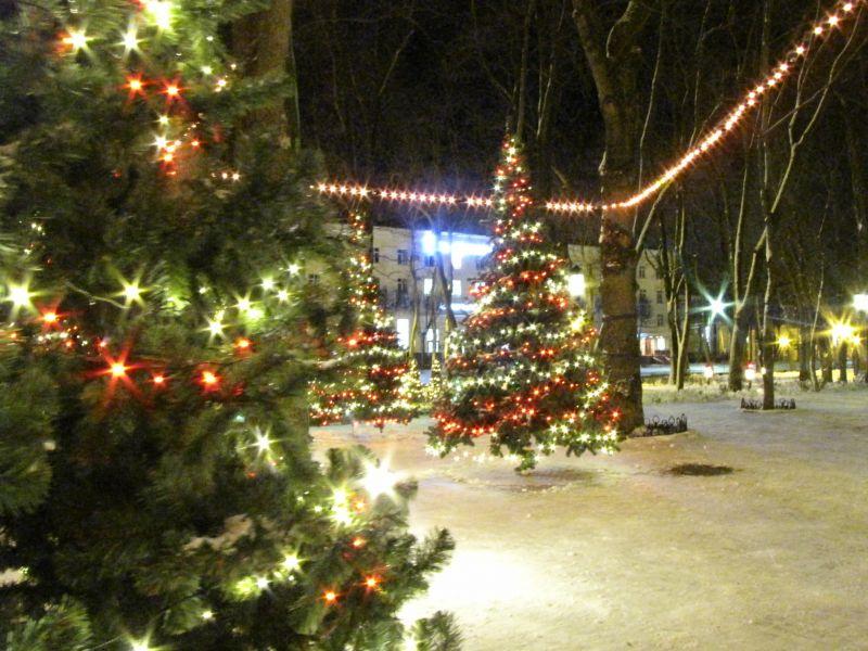 Бесплатные экскурсии по Новогоднему Смоленску