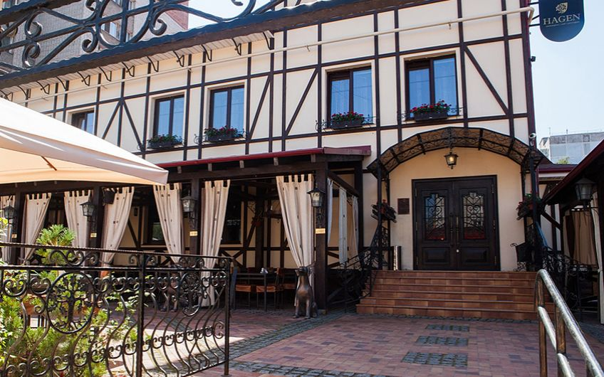Ресторан «Хаген»