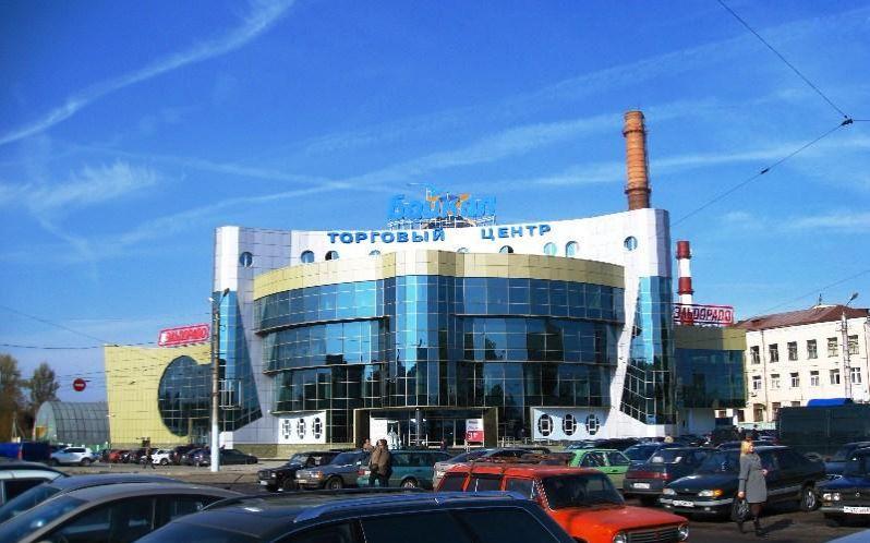 Торговый центр «Байкал»