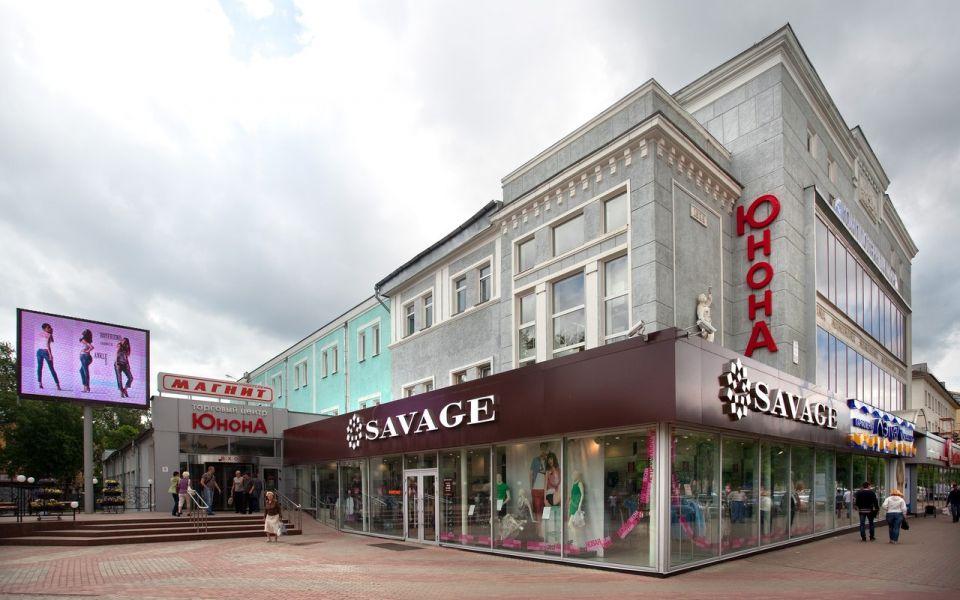 Торговый центр «Юнона»