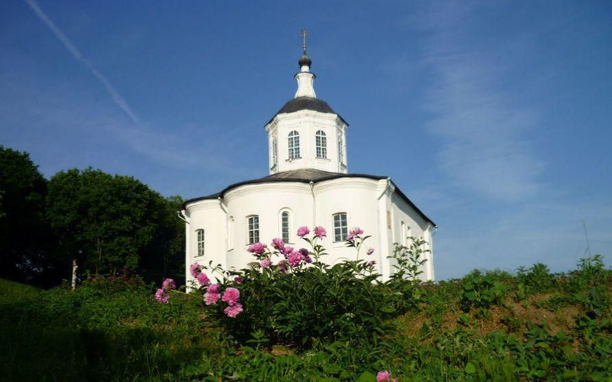 Церковь Иоанна Богослова сейчас