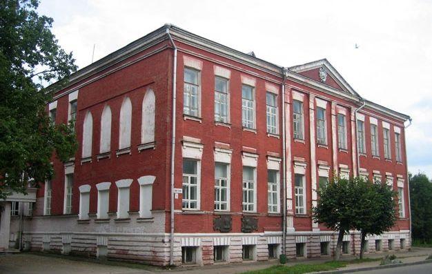 дом бывшего гжатского купца Церевитинова