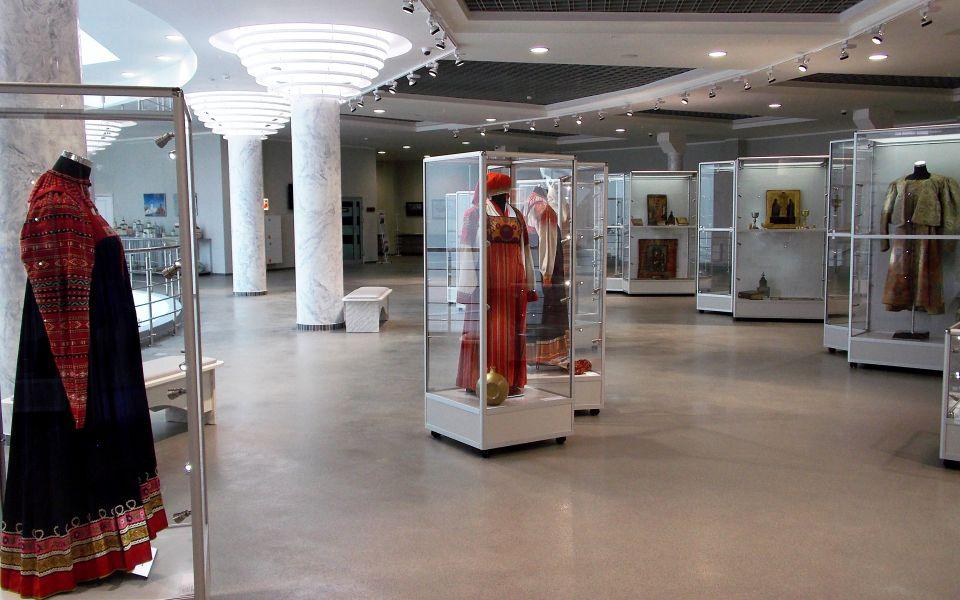 Русская традиционная одежда XVIII-XIX веков