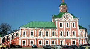 Нижне-Никольская церковь