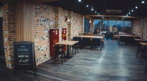 Кафе «Счастье» во Дворце спорта «Юбилейный»