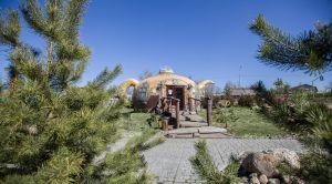 Гостиница «Колесо» в Смоленске