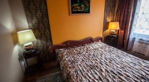 Гостиница «Колесо» в Смоленске - номер Индия