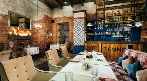 Ресторан «Темница» - Зеркальный зал