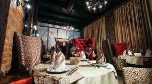 Ресторан «Темница» - Бархатный зал