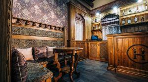 Ресторан «Темница» - Тайный зал, бар