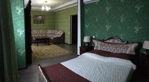 Гостиница «Держава» в Смоленске - номерной фонд