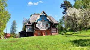 Экскурсия в Талашкино