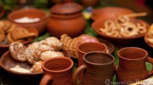 Чаепитие в Смоленской Избе