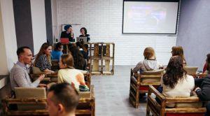 Конференц-зал Креативного пространства ШТАБ